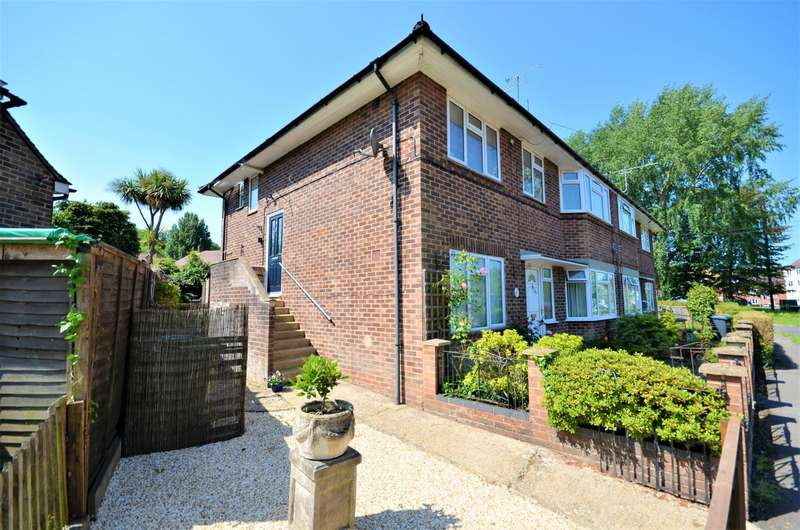 2 Bedrooms Maisonette Flat for sale in Midlands Estate, West End, Southampton, SO30