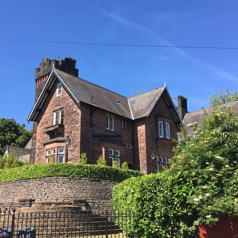 5 Bedrooms Semi Detached House for sale in Woolton Park, Woolton, Liverpool, L25
