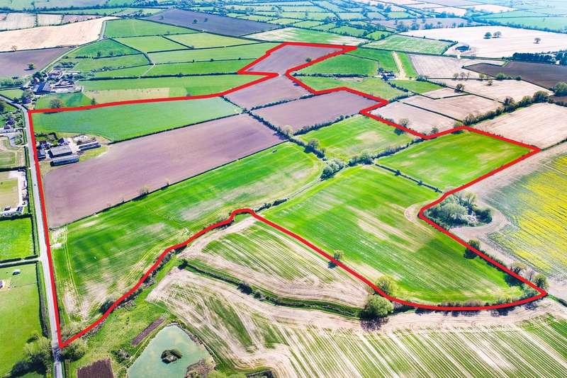 5 Bedrooms Land Commercial for sale in Farm, 85 acres; Edington, Wiltshire.