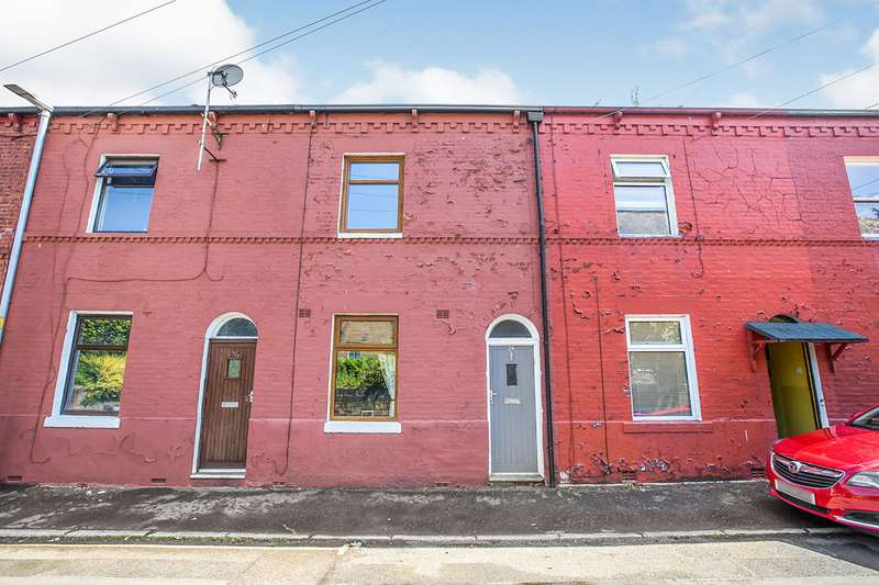 2 Bedrooms House for sale in Wellington Road, Todmorden, OL14