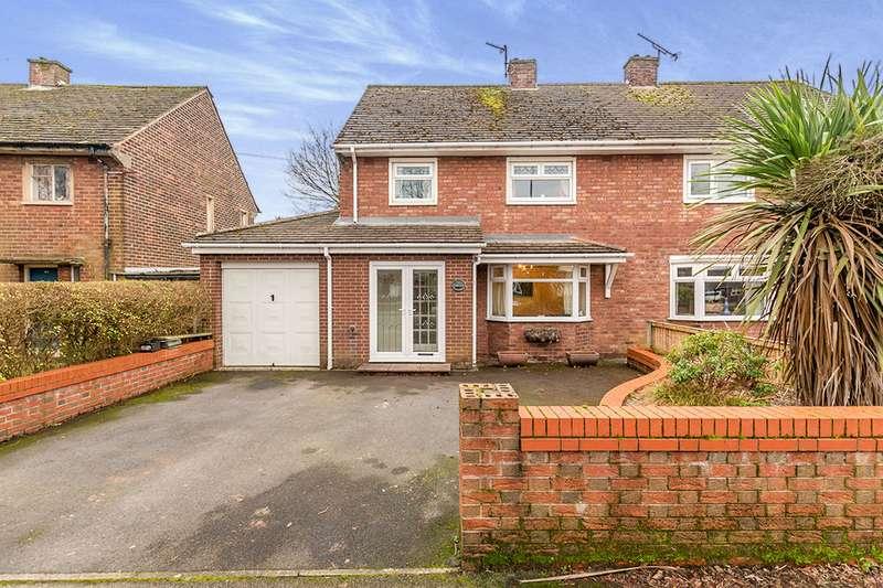3 Bedrooms Semi Detached House for sale in School Lane, Chapel House, Skelmersdale, Lancashire, WN8