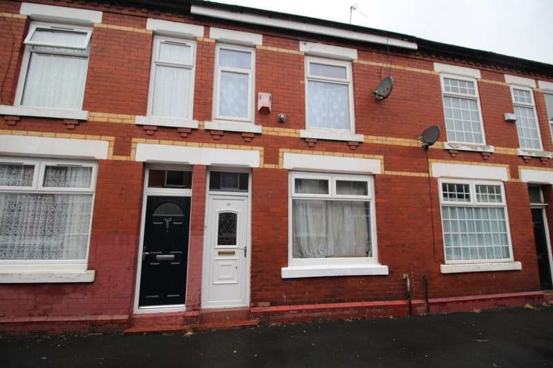 2 Bedrooms House for sale in Harold Avenue, Manchester, Greater Manchester, M18