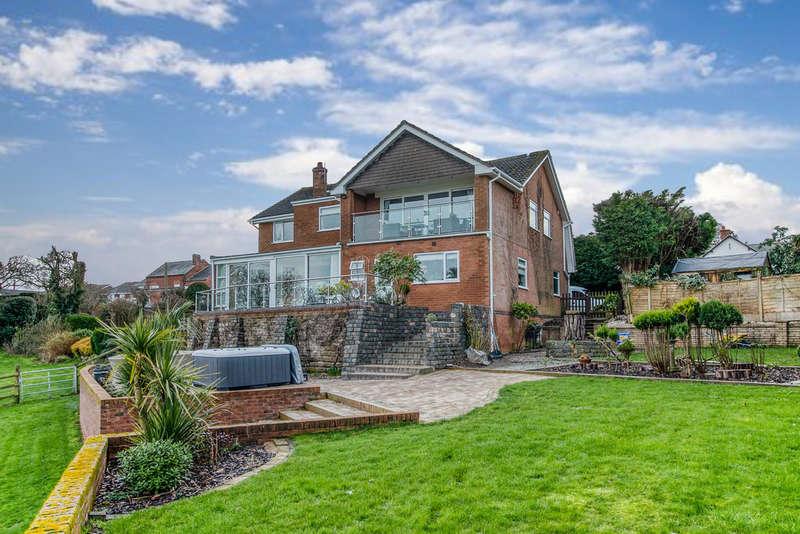 4 Bedrooms Detached House for sale in The Ridgeway, Astwood Bank, Redditch B96 6LS