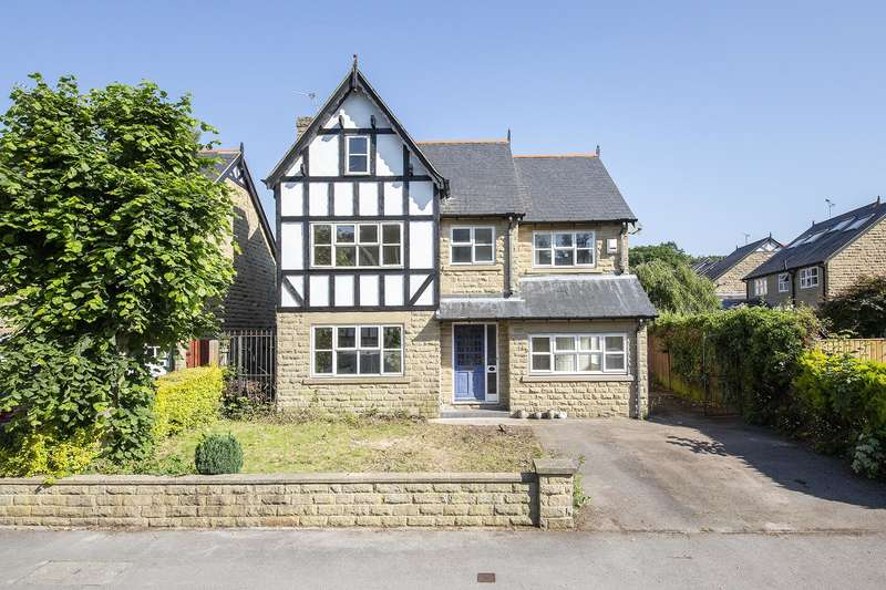 4 Bedrooms Detached House for sale in Parkwood Avenue, Roundhay, Leeds, LS8 1JW