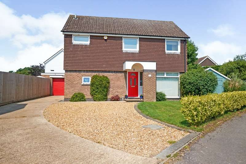 3 Bedrooms Detached House for sale in Rutland Green, Huntingdon, Cambridgeshire, PE28