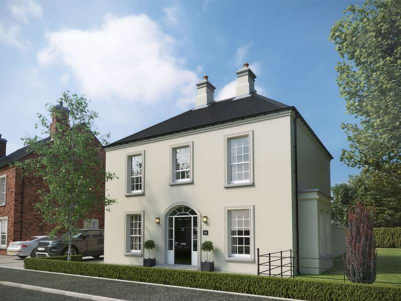 4 Bedrooms Property for sale in The Meadowbrook at Deanery Demesne, Armagh