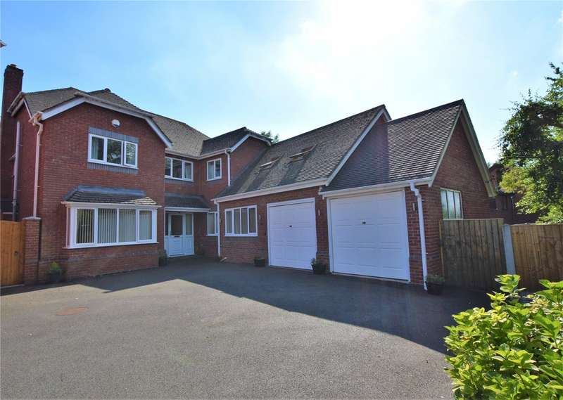 6 Bedrooms Detached House for sale in 14 Hawthorne Close, Ketley Bank, Telford, TF2