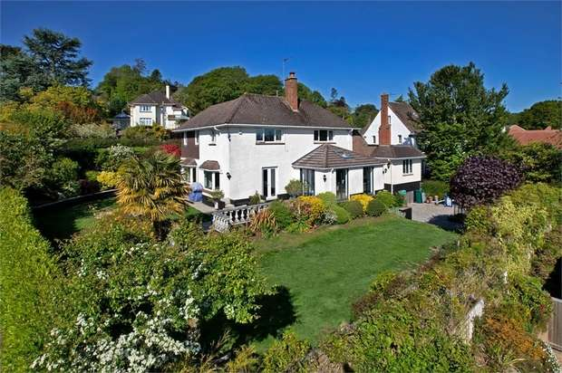 4 Bedrooms Detached House for sale in Budleigh Salterton, Devon