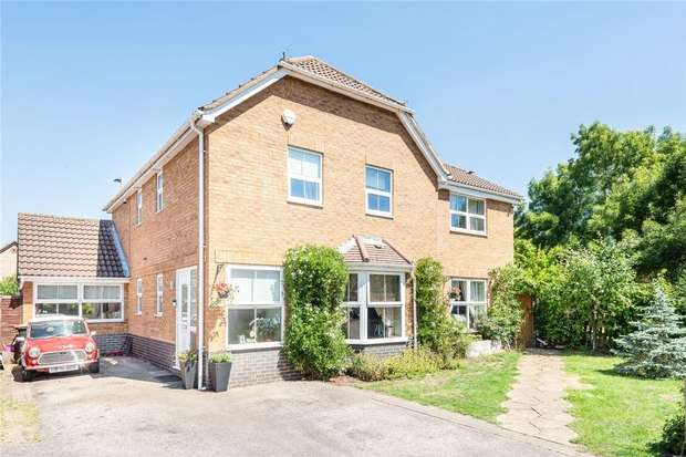 5 Bedrooms Detached House for sale in Tintern Abbey, Bedford