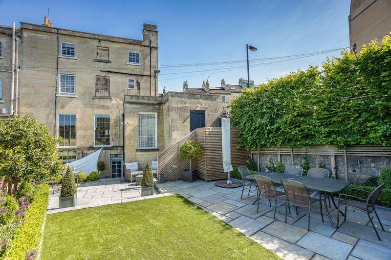 4 Bedrooms End Of Terrace House for sale in George Street, Bathwick Hill, Bath, Somerset, BA2