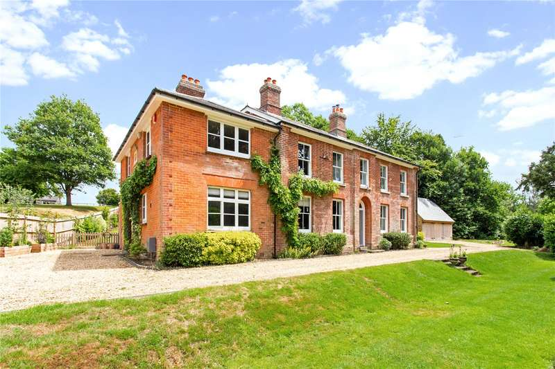 5 Bedrooms Detached House for sale in Standford Lane, Standford, Hampshire, GU35