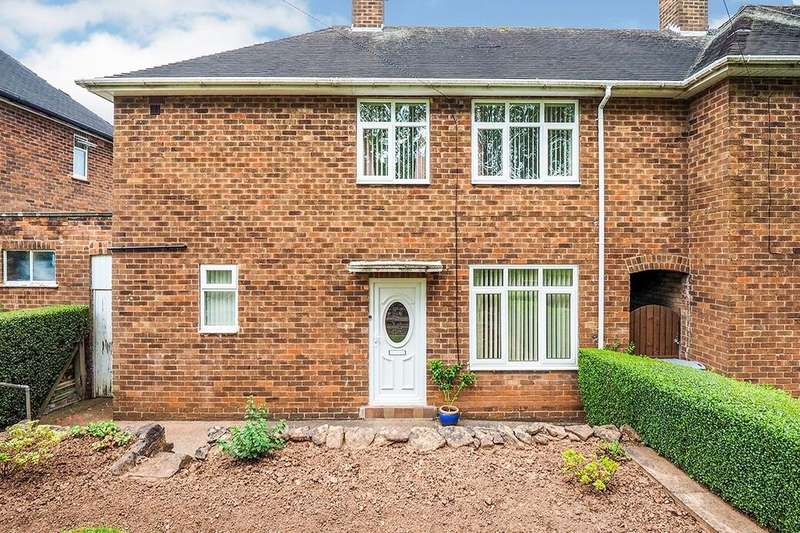 3 Bedrooms Semi Detached House for sale in Flamsteed Road, Nottingham, NG8