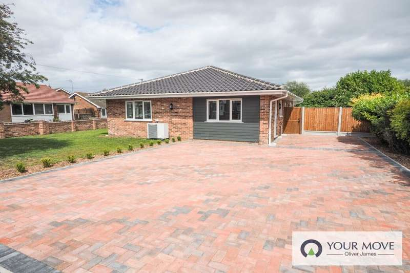 2 Bedrooms Detached Bungalow for rent in Cotoneaster Court, Gorleston, Great Yarmouth, NR31