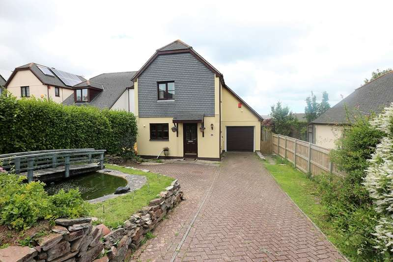 3 Bedrooms Detached House for sale in Mount Pleasant Close, Camborne