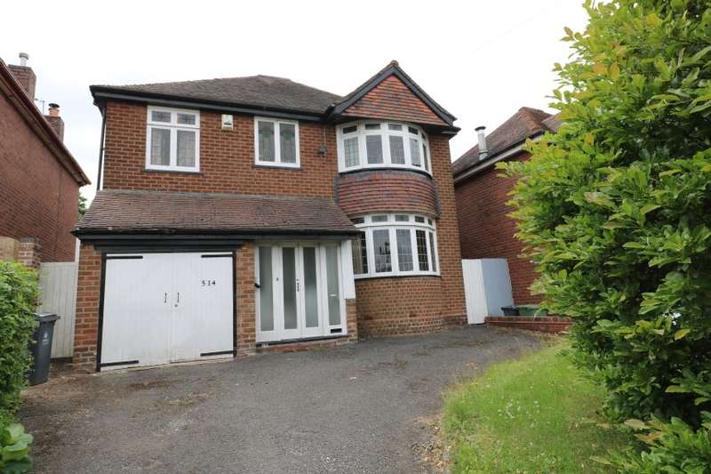 Detached House for sale in 514 Sutton Road, Walsall, West Midlands