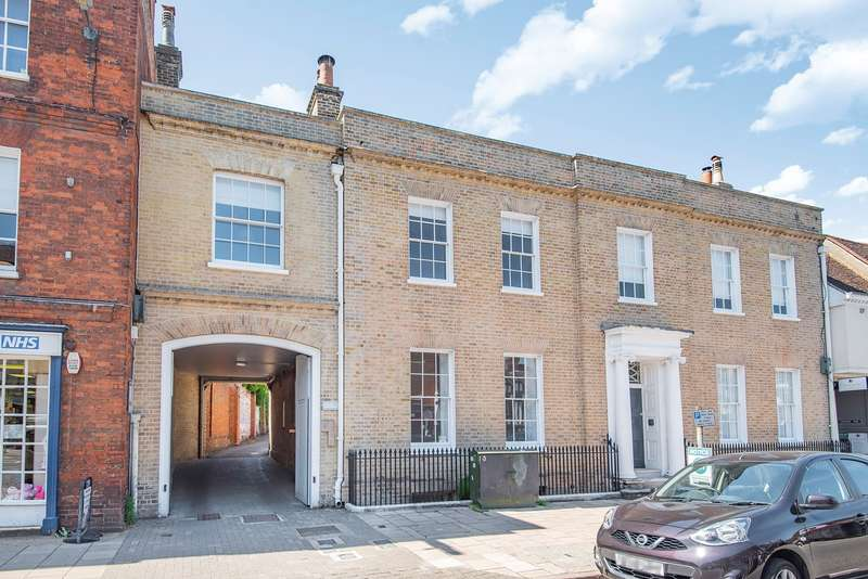 5 Bedrooms Mews House for sale in Bancroft, Hitchin, SG5