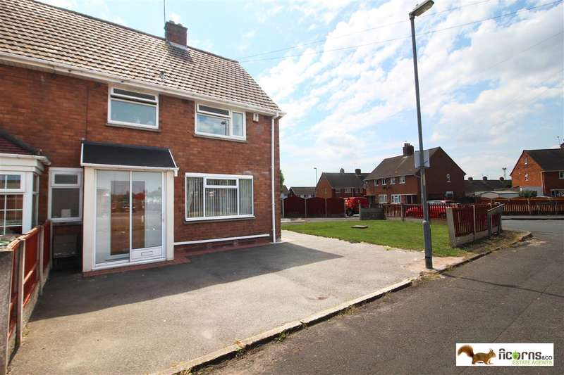3 Bedrooms Semi Detached House for sale in Brockhurst Place, Walsall