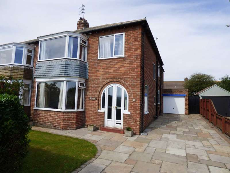 4 Bedrooms Semi Detached House for sale in Green Lane, Redcar