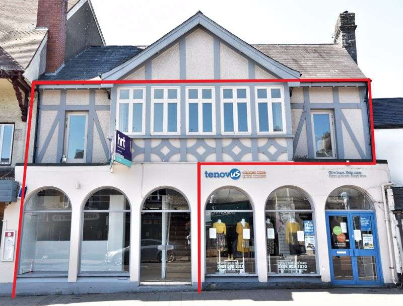 Property for rent in Prime Ground & First Floor Retail Unit, 44 High Street, Cowbridge, Vale of Glamorgan