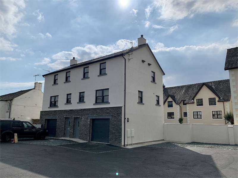 3 Bedrooms Semi Detached House for sale in 2 Hodgsons Yard, Stanger Street, KESWICK, Cumbria