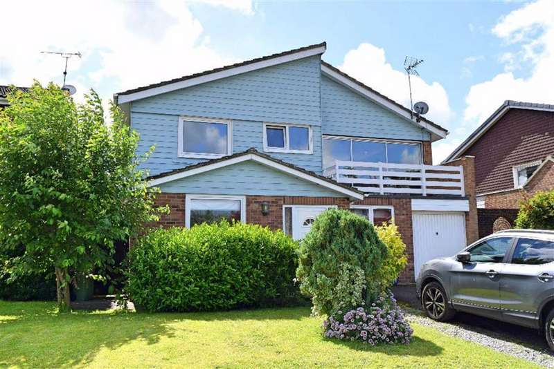 4 Bedrooms Detached House for sale in Stanhope Way, Riverhead, TN13