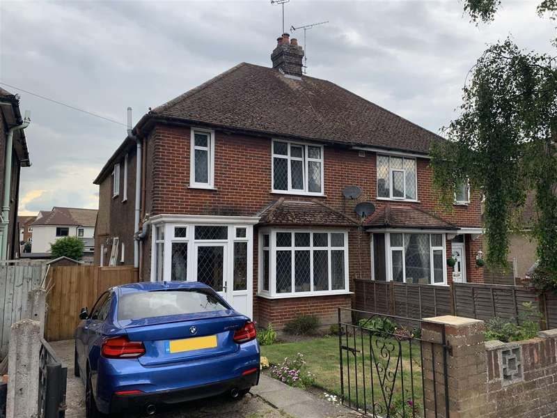 4 Bedrooms Semi Detached House for sale in Chiltern Road, Dunstable, Bedfordshire