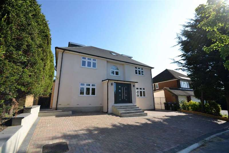 6 Bedrooms Detached House for sale in Claremont Road, Hadley Wood, Hertfordshire