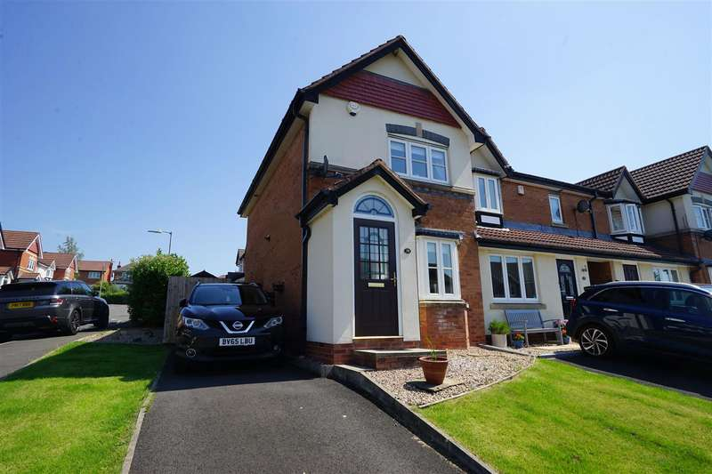 2 Bedrooms Town House for sale in Lowerbrook Close, Horwich, Bolton