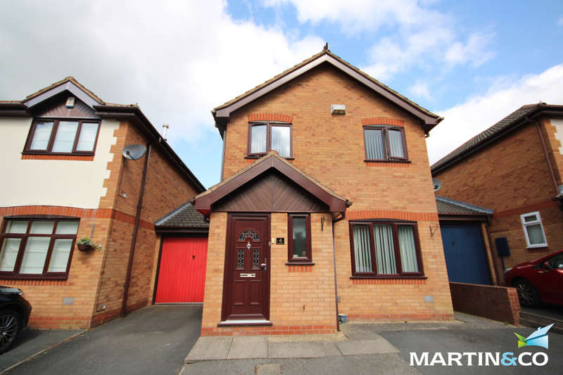3 Bedrooms Semi Detached House for sale in Fernwoods, Bartley Green, B32