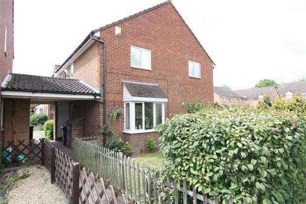 Property for sale in Honeysuckle Way, Bedford, Bedfordshire, MK41 0TE