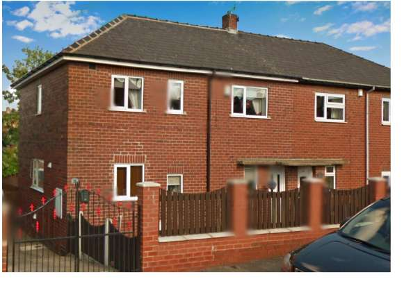 Semi Detached House for sale in Highstone Avenue, Barnsley, South Yorkshire, S70 4LA