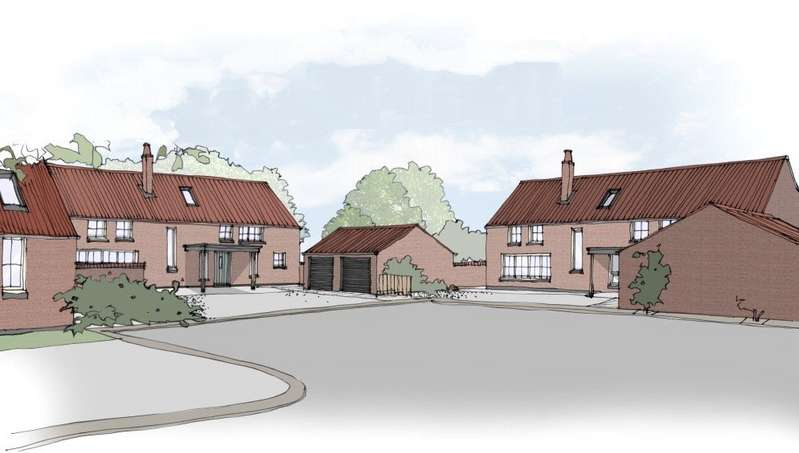 4 Bedrooms House for sale in Orchard Close, Osgodby, LN8