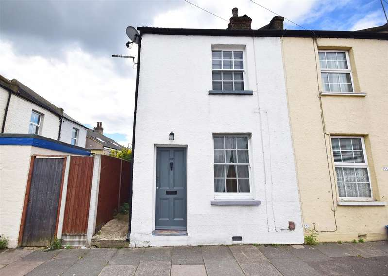 2 Bedrooms End Of Terrace House for sale in Kneller Road, Twickenham