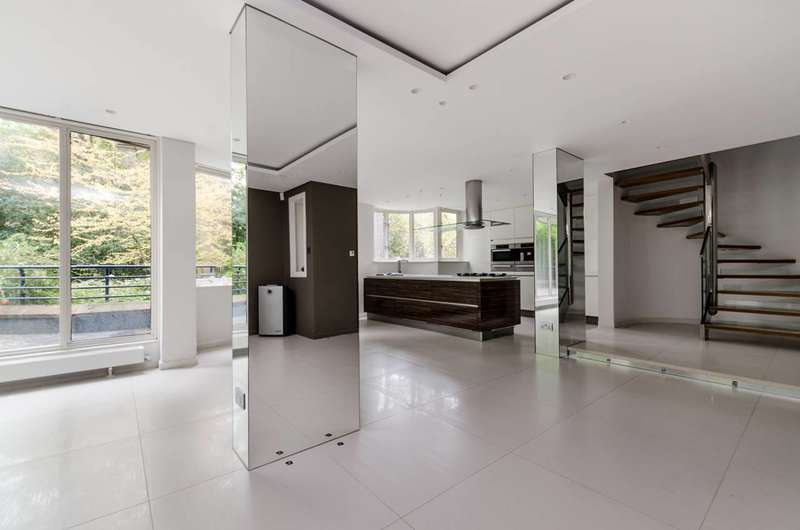 3 Bedrooms Flat for sale in Firecrest Drive, Hampstead, NW3