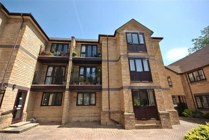 2 Bedrooms Retirement Property for sale in Raleigh Court, Long Street, Sherborne, DT9
