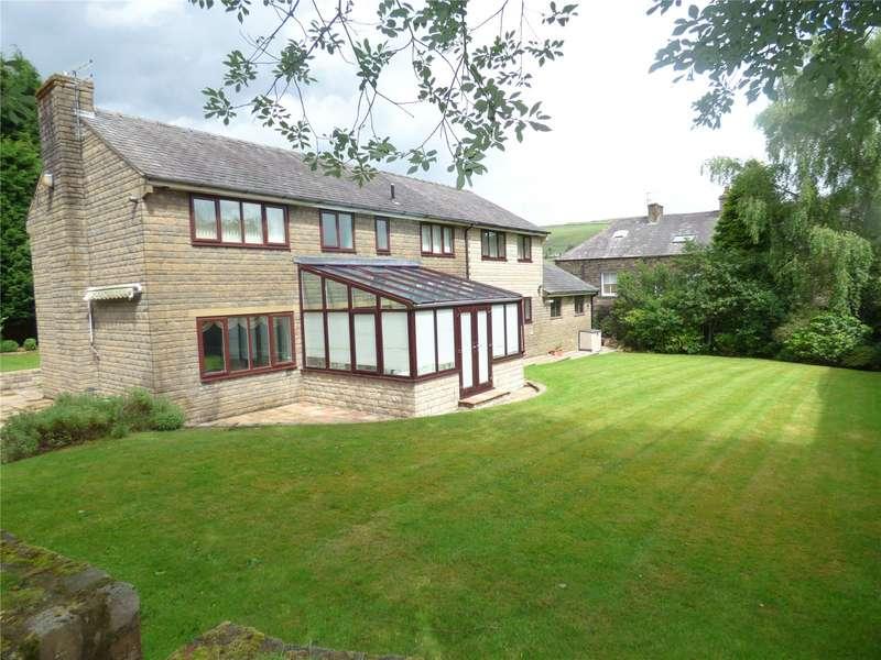 5 Bedrooms Detached House for sale in Ambrose Crescent, Diggle, Saddleworth, OL3