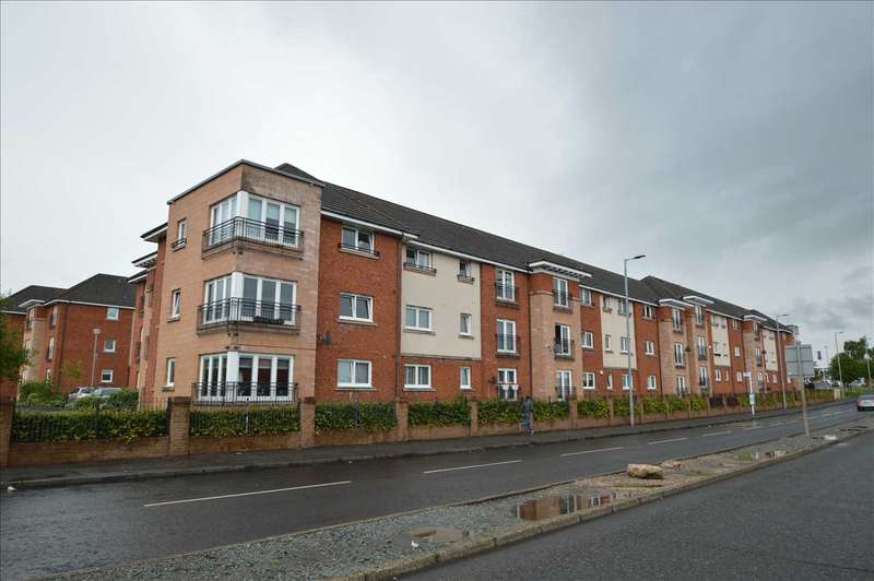 2 Bedrooms Apartment Flat for sale in Broadcairn Court, Motherwell