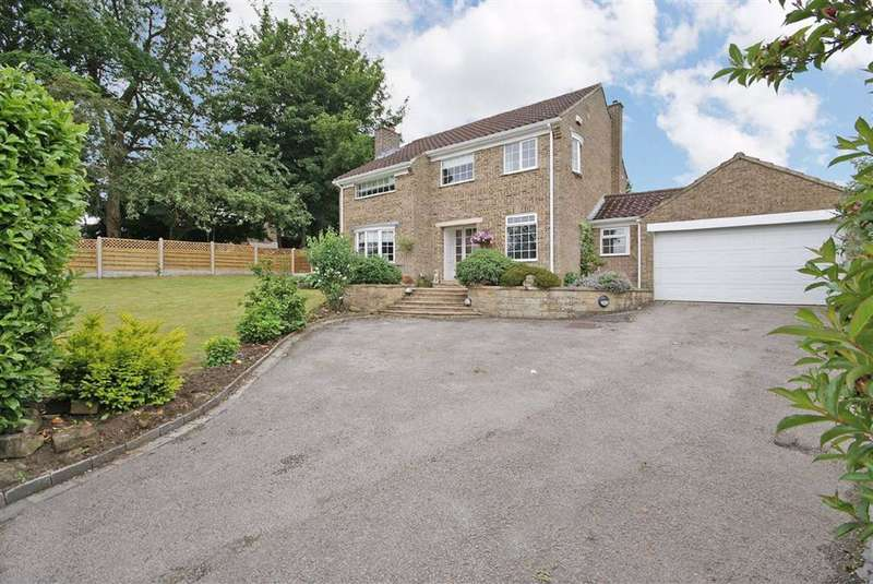 4 Bedrooms Detached House for sale in Main Street, Scotton, North Yorkshire