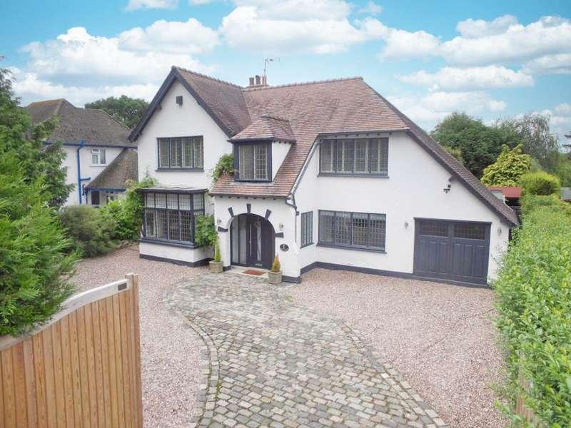 4 Bedrooms Property for sale in Crewe Road, Wistaston