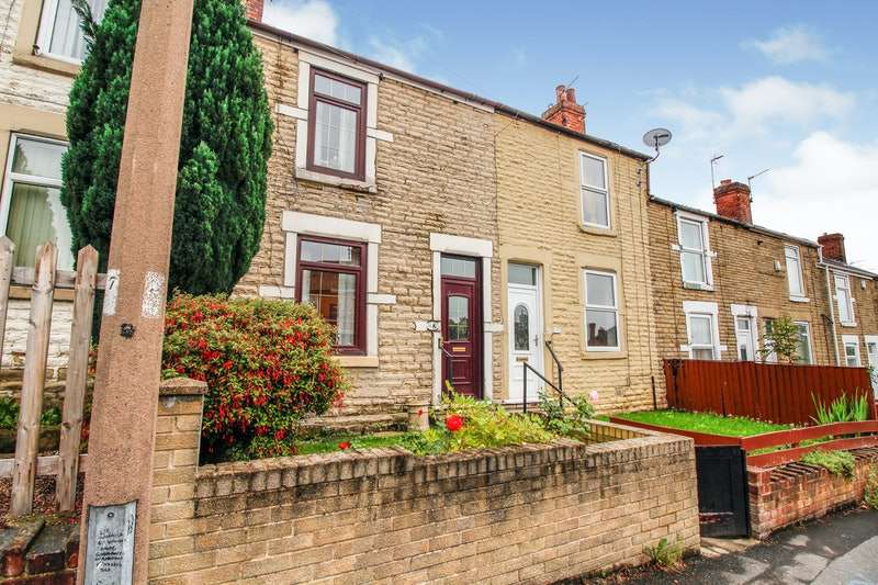 2 Bedrooms Terraced House for sale in Straight Lane, Rotherham, South Yorkshire, S63