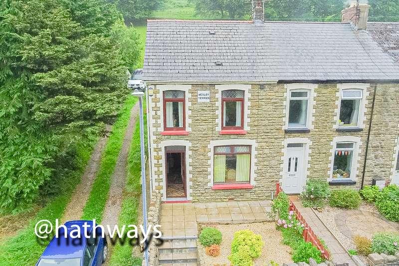 2 Bedrooms Property for sale in Wesley Terrace, Pontypool