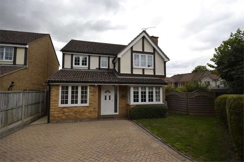4 Bedrooms Detached House for sale in Birchalls, Stansted Mountfitchet
