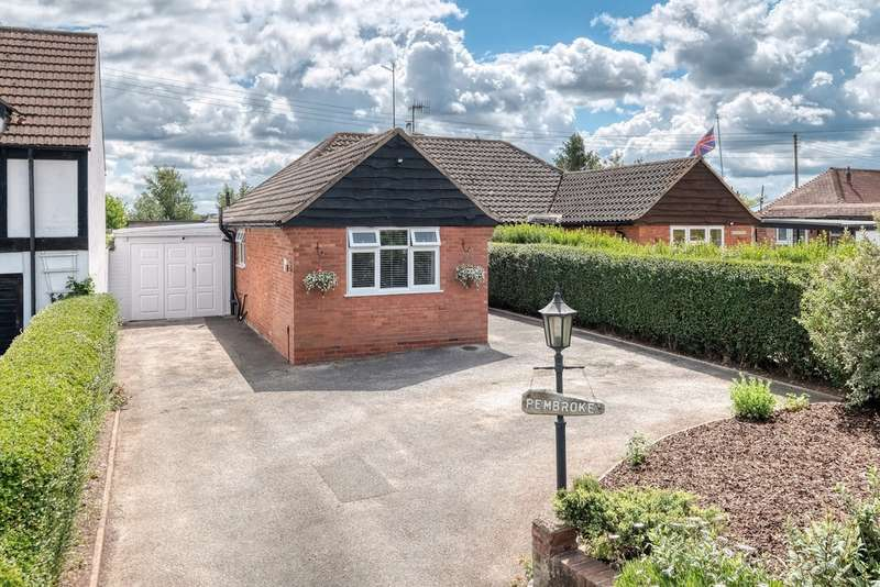 3 Bedrooms Semi Detached Bungalow for sale in Middletown Lane, Studley, B80 7PN