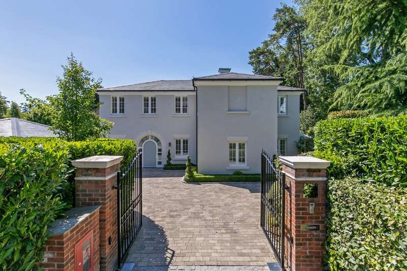 4 Bedrooms Detached House for sale in Dean Lane, Winchester, SO22