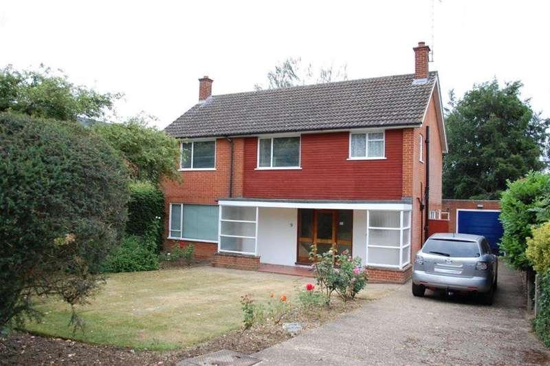 4 Bedrooms Detached House for sale in St Martins Road, Knebworth