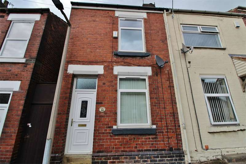 2 Bedrooms End Of Terrace House for sale in France Street, Parkgate, ROTHERHAM, South Yorkshire
