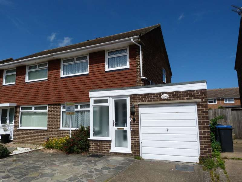 3 Bedrooms Semi Detached House for sale in Chestnut Drive, Broadstairs, CT10