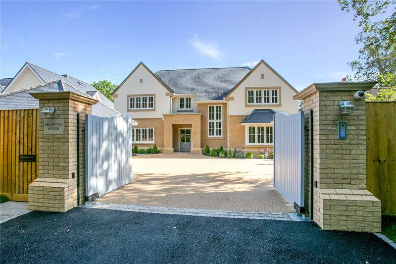 6 Bedrooms Detached House for sale in Gorelands Lane, Chalfont St. Giles, Buckinghamshire, HP8