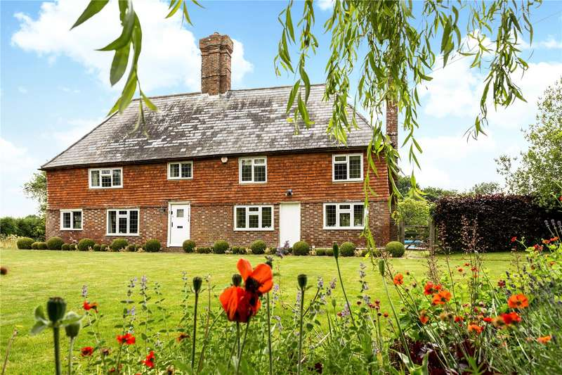 4 Bedrooms Detached House for sale in Terrible Down Road, Shortgate, Lewes, East Sussex, BN8