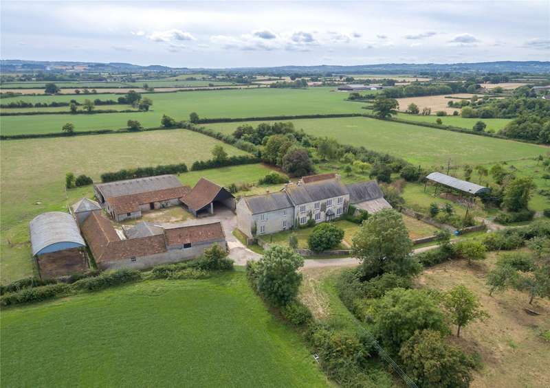 6 Bedrooms Farm Commercial for sale in Isle Abbotts, Taunton, Somerset, TA3